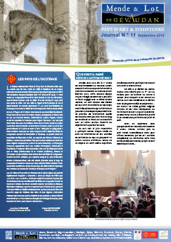 Journal n°11 Septembre 2015