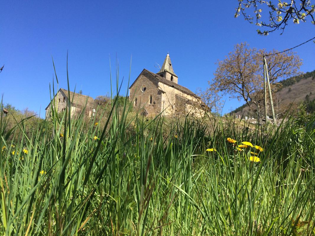 Église de Barjac
