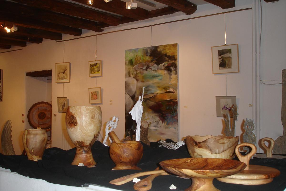 Exposition artisanat d'art